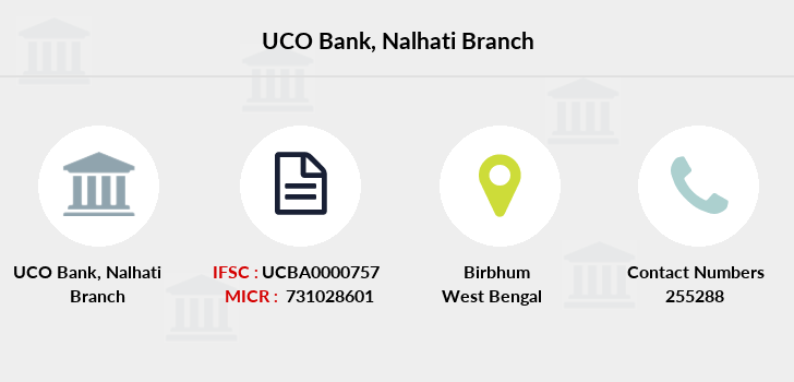 Uco-bank Nalhati branch
