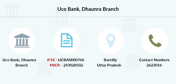 Uco-bank Dhaunra branch