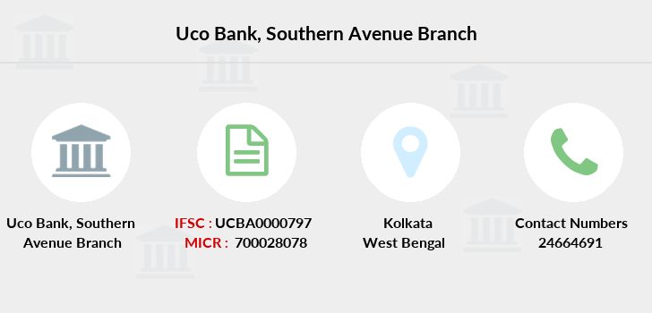 Uco-bank Southern-avenue branch