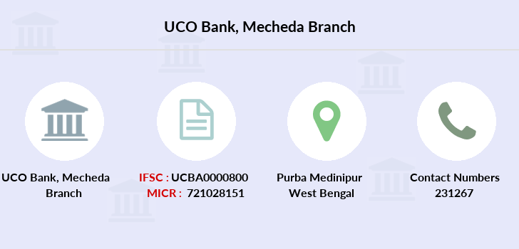 Uco-bank Mecheda branch