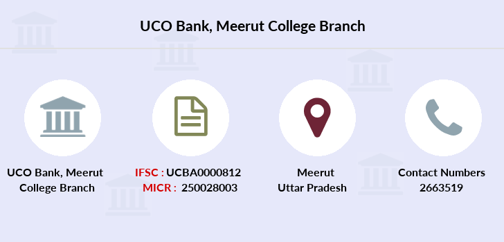 Uco-bank Meerut-college branch