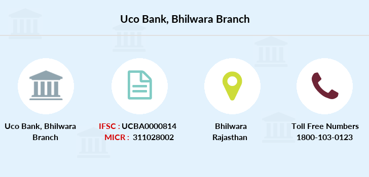 Uco-bank Bhilwara branch