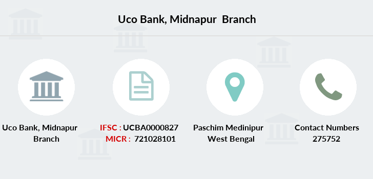 Uco-bank Midnapur branch