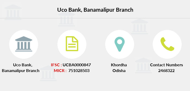 Uco-bank Banamalipur branch