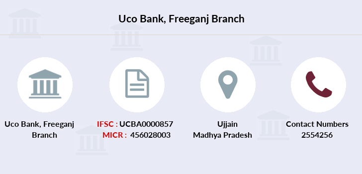 Uco-bank Freeganj branch