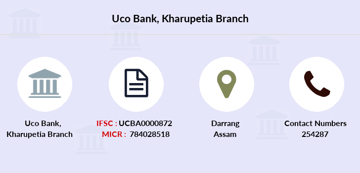 Uco-bank Kharupetia branch