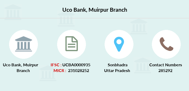Uco-bank Muirpur branch