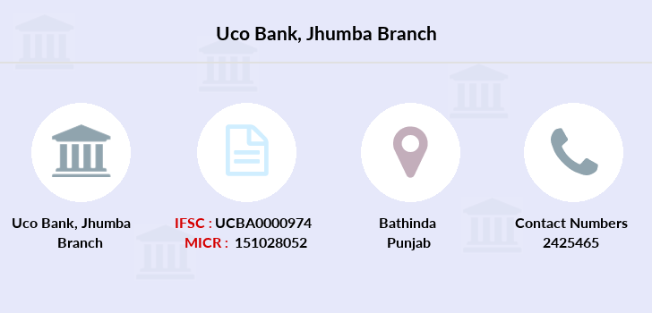 Uco-bank Jhumba branch