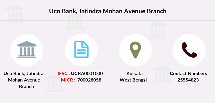 Uco-bank Jatindra-mohan-avenue branch