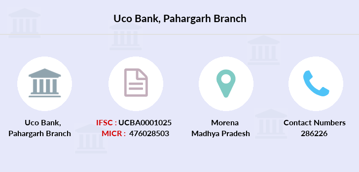 Uco-bank Pahargarh branch
