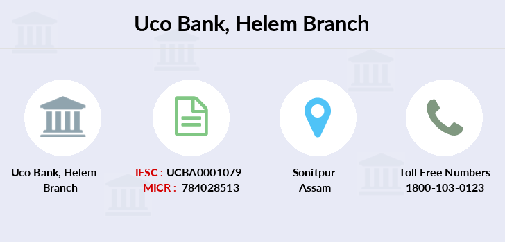 Uco-bank Helem branch