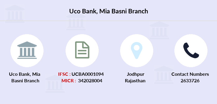 Uco-bank Mia-basni branch