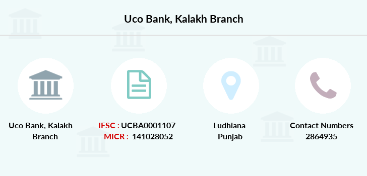 Uco-bank Kalakh branch