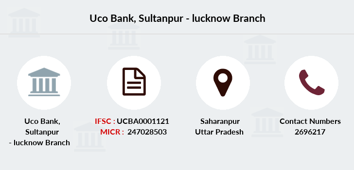 Uco-bank Sultanpur-lucknow branch