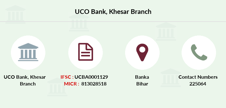 Uco-bank Khesar branch