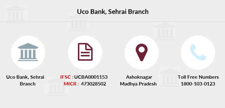 Uco-bank Sehrai branch