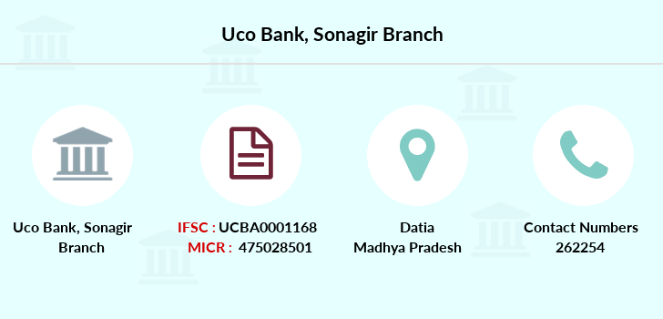 Uco-bank Sonagir branch