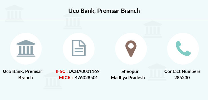 Uco-bank Premsar branch