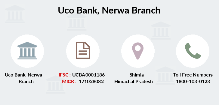 Uco-bank Nerwa branch