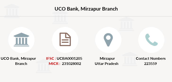 Uco-bank Mirzapur branch