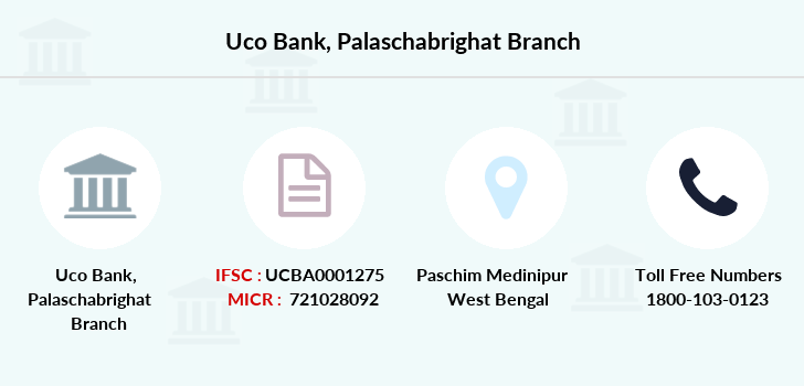Uco-bank Palaschabrighat branch