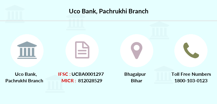 Uco-bank Pachrukhi branch