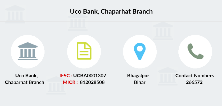 Uco-bank Chaparhat branch