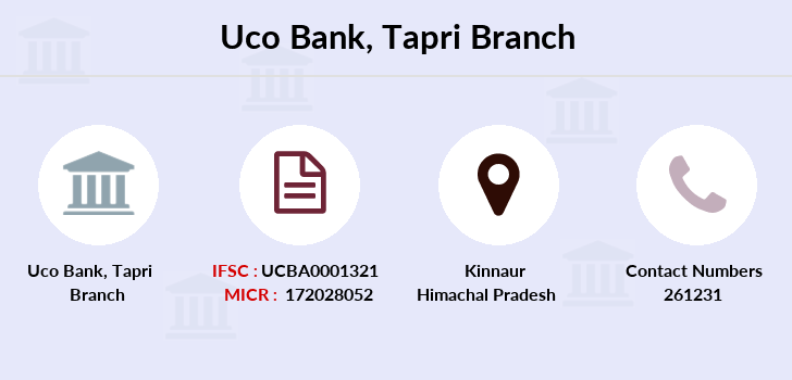 Uco-bank Tapri branch