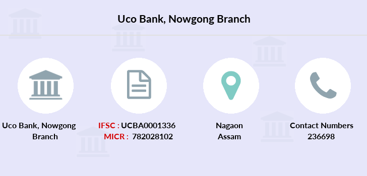 Uco-bank Nowgong branch