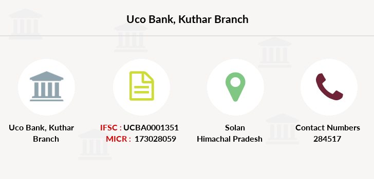 Uco-bank Kuthar branch