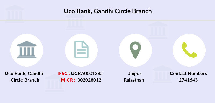 Uco-bank Gandhi-circle branch
