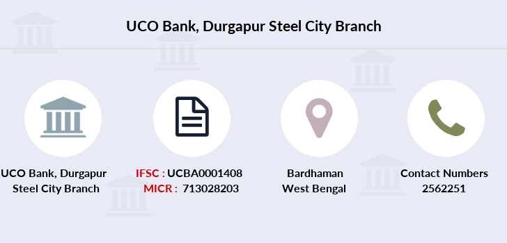 Uco-bank Durgapur-steel-city branch