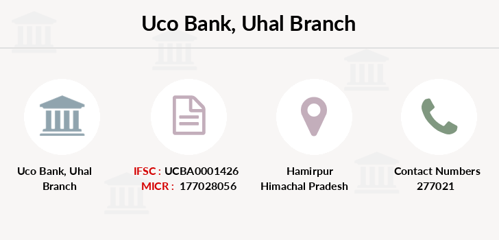 Uco-bank Uhal branch