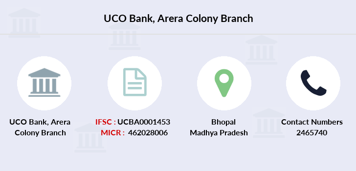Uco-bank Arera-colony branch
