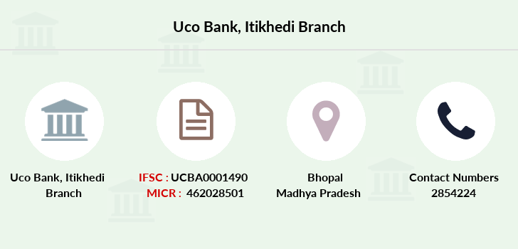 Uco-bank Itikhedi branch