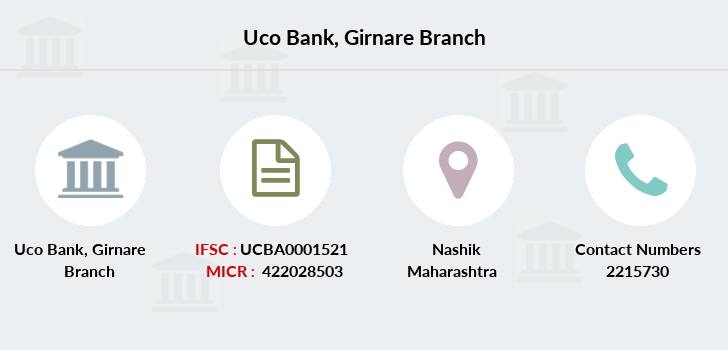 Uco-bank Girnare branch
