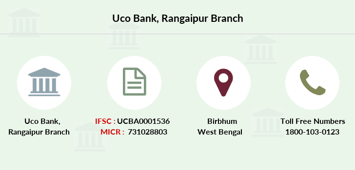 Uco-bank Rangaipur branch