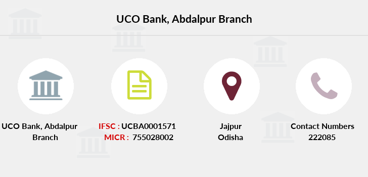 Uco-bank Abdalpur branch