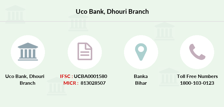 Uco-bank Dhouri branch