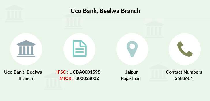 Uco-bank Beelwa branch