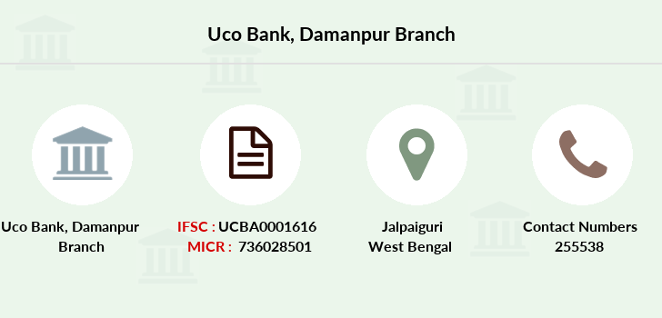 Uco-bank Damanpur branch