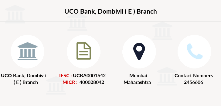 Uco-bank Dombivli-e branch