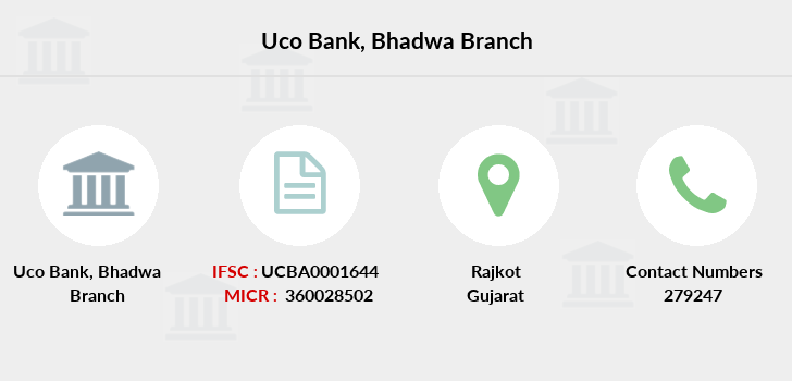 Uco-bank Bhadwa branch