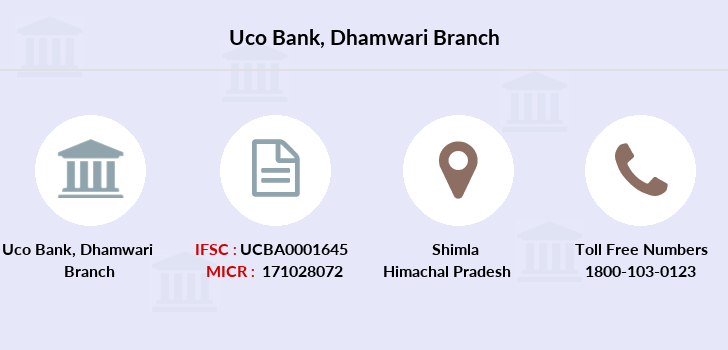Uco-bank Dhamwari branch