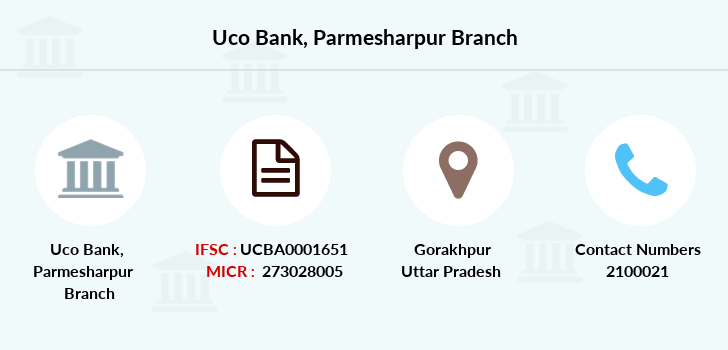 Uco-bank Parmesharpur branch