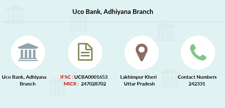 Uco-bank Adhiyana branch