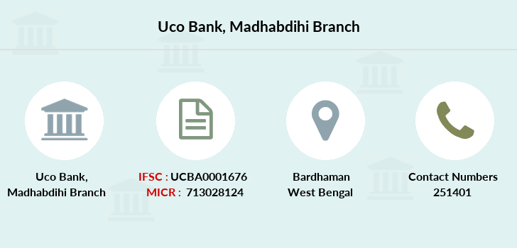 Uco-bank Madhabdihi branch