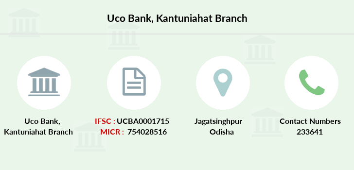 Uco-bank Kantuniahat branch