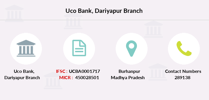 Uco-bank Dariyapur branch