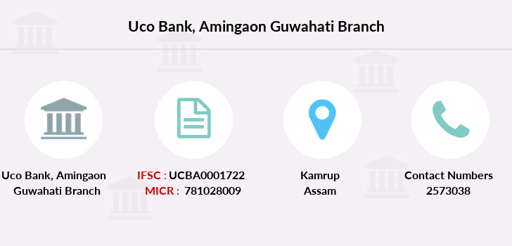 Uco-bank Amingaon-guwahati branch